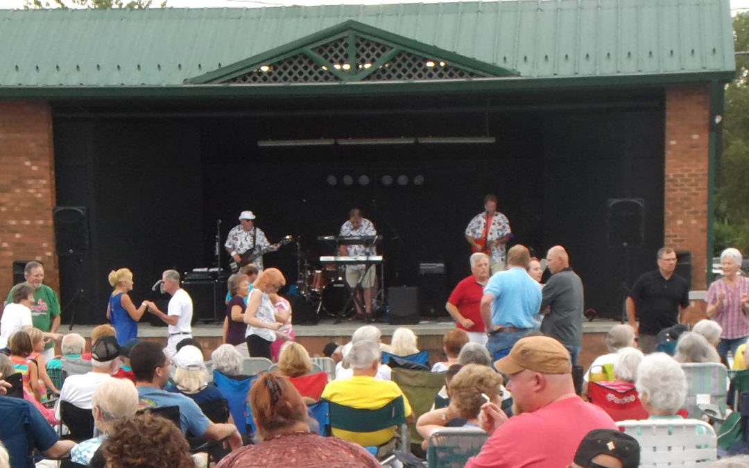 Music on Main Street features Deano and the Dreamers
