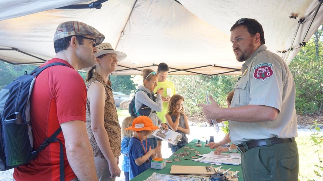 DuPont Forest Festival