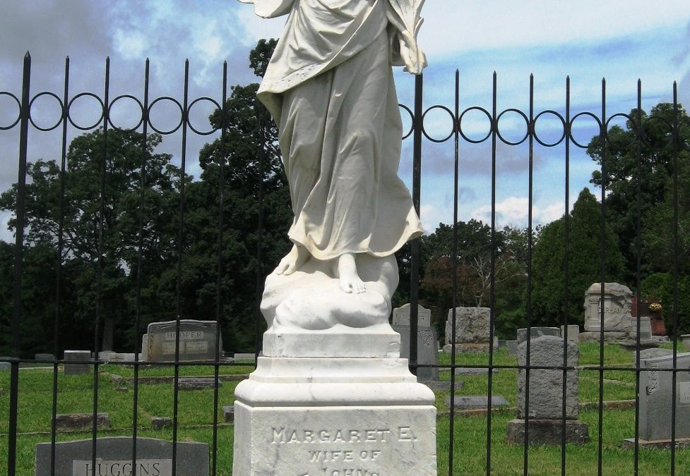 Guided Walk in Historic Oakdale Cemetery