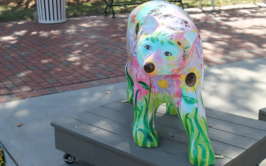 Bearfootin' Public Art Walk