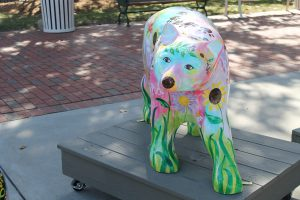 Bearfootin' Public Art Walk @ Downtown Hendersonville