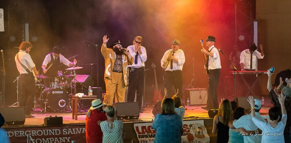 Monday Night Live! – Concert Series features the Mojo Brothers