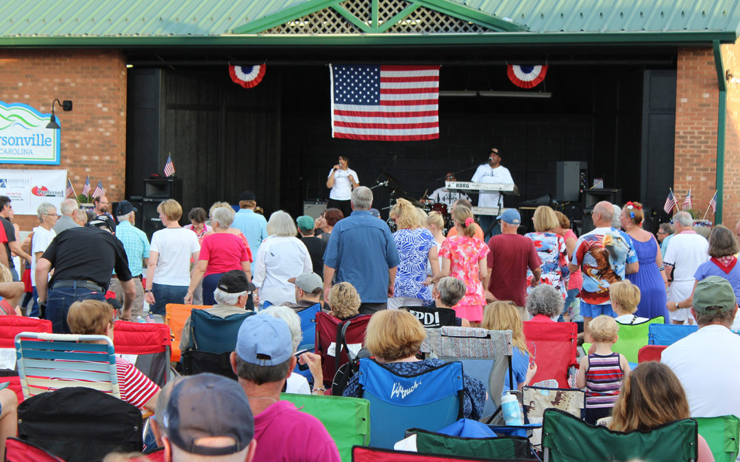 Music On Main 4th of July Celebration Concert