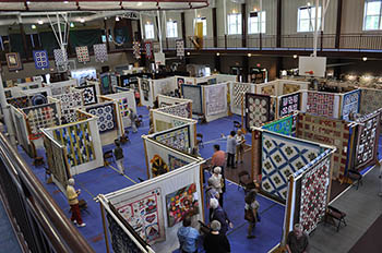 Western North Carolina Quilt Guild's Garden of Quilts Show