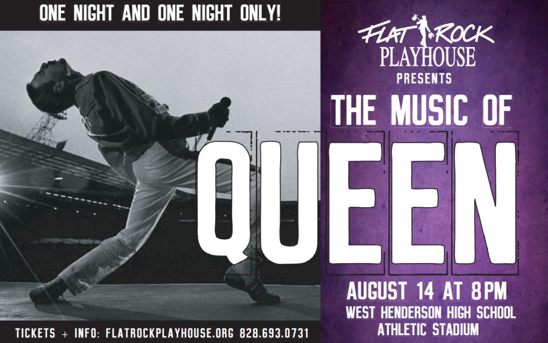 The Music of Queen Stadium Show