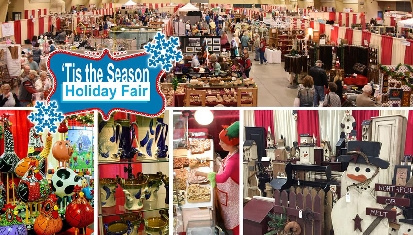 CANCELED: 'Tis the Season Holiday Fair