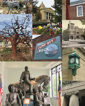 Hendersonville Art and Architecture Walking Tour
