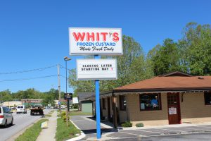 whits hendersonville nc