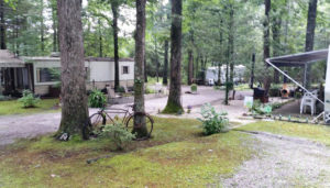 Blue Ridge Travel Trailer Park Visitors Information