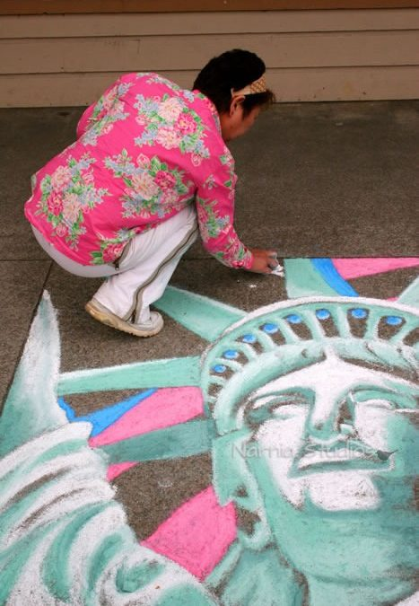 """25th Annual """"Chalk It Up!"""""""