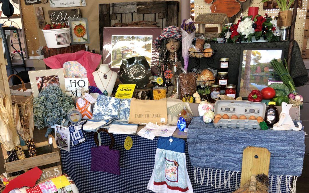 Henderson County Curb Market 97th Anniversary Celebration