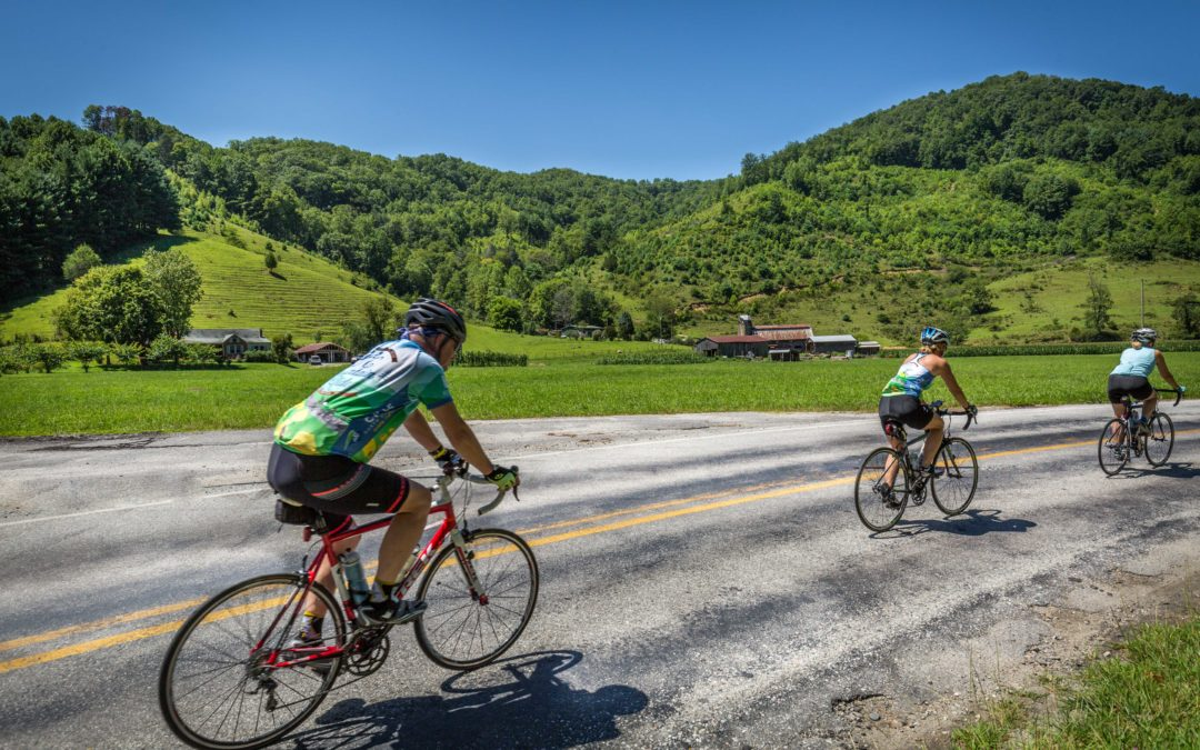 Annual Cycle North Carolina Mountain Ride
