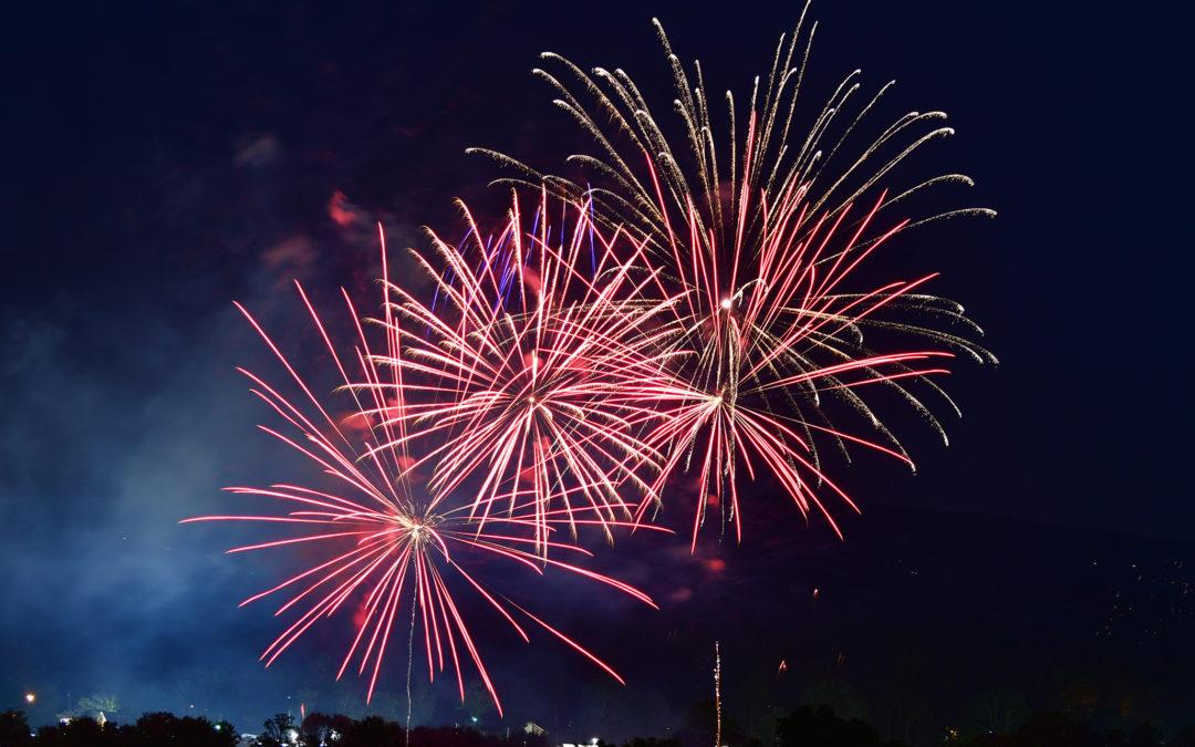 July 4th Celebration Concert & Fireworks