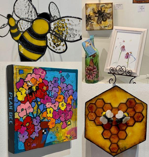 Hive Alive Art Show