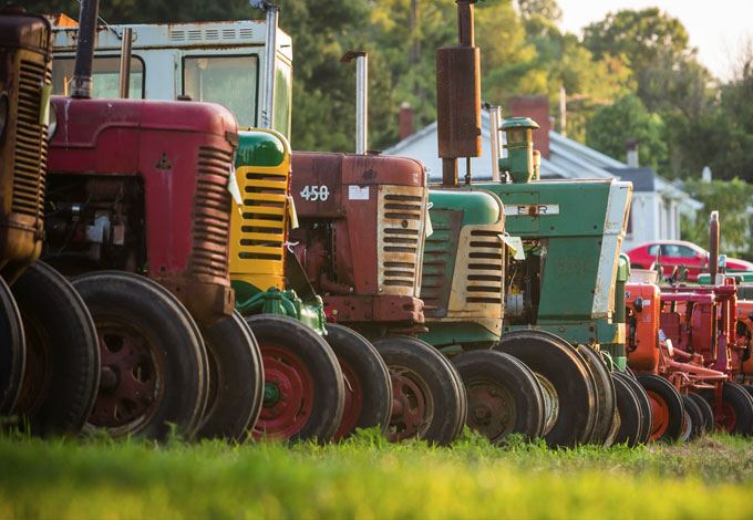 Antique Engine and Tractor Show