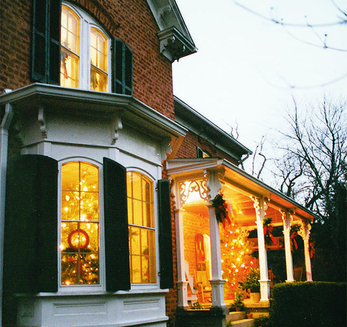 Historic Johnson Farm Christmas Tours