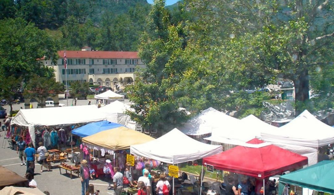 Lake Lure Autumn Arts & Craft Festival