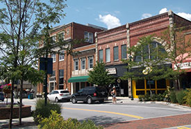 About Henderson County Visitors Information Center Hendersonville Nc