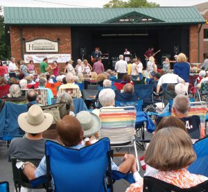 Music On Main Street @ Henderson County Visitor Center