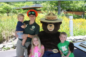 Smokey Bear's 75th Birthday Party